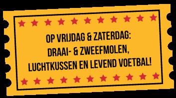 Draai-Zweefmolen-Luchtkussen-Levendvoetbal