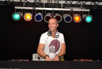 Wijkfeest de Zuidlanden Q-Music Event DJ Marc Bakker
