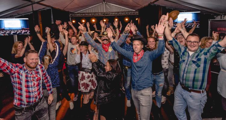 Winnaars Straatversiering Wijkfeest de Zuidlanden 2019 (It Bynt)